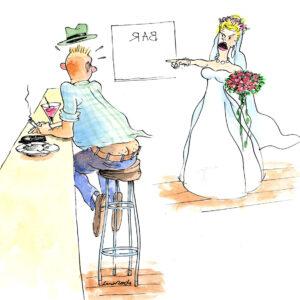 Bryllupaflyst